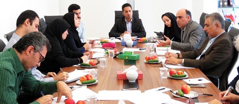بررسی مشکلات نحوه تعیین حق الزحمه مهندسان مشاور در جلسه کارگروه شورای گفتگو