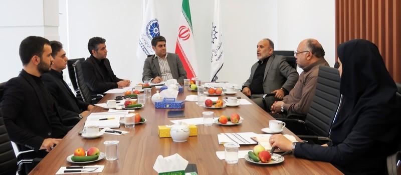 بررسی مسائل و مشکلات مطرح شده توسط فعالین اقتصادی در ارتباط با صندوق ضمانت صادرات ایران